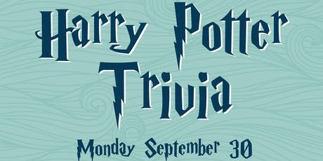 Harry Potter Trivia at Big Storm Pasco tickets