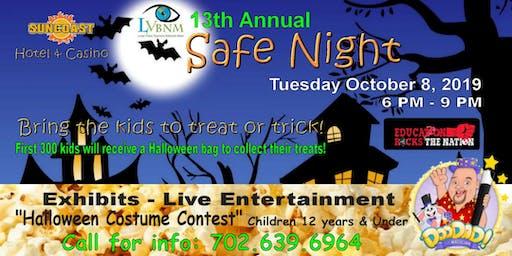 13th Annual LVBNM Safe Night Expo