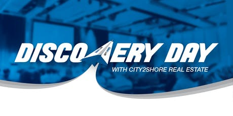City2Shore Discovery Day - November 13th 2019 tickets