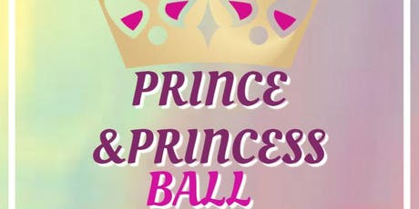 Prince & Princess Ball tickets