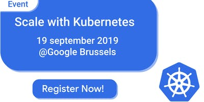Scale with Kubernetes