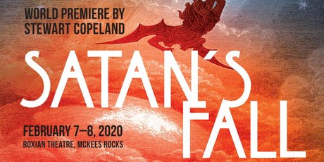 Night 2: Satan's Fall - Composed by Stewart Copeland tickets