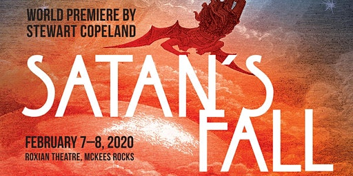 Night 2: Satan's Fall - Composed by Stewart Copeland