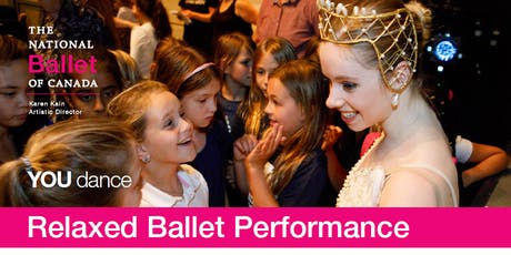 EveryDay Friends @ National Ballet of Canada (Relaxed Performance) tickets