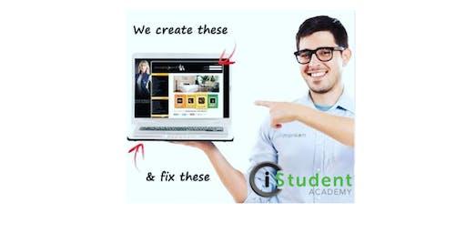 iStudent Academy PMB : I.T Workshops