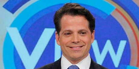 An Evening with Anthony Scaramucci tickets