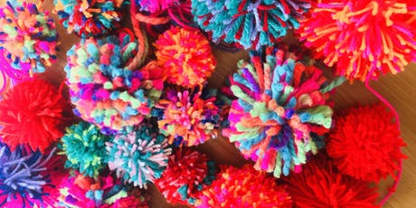 Pom Pom Heaven Worksop- Go Girl Gets creative with fun Pom Pom masterclass tickets
