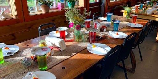 Maine Fall Harvest Dinner