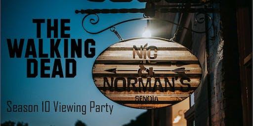 Nic & Norman's-November 24th-Episode 10.08