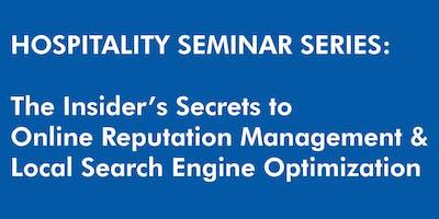 Hospitality Seminar Series