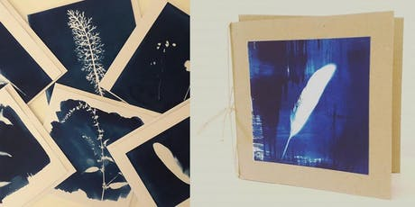 Cyanotype  Workshop  tickets