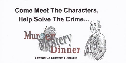 Comedy Murder Mystery Interactive Dinner
