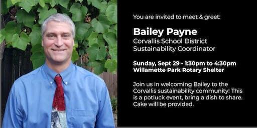Meet the Corvallis School District Sustainability Coordinator