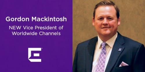 Alumni speaker... Gordon Mackintosh Extreme Networks