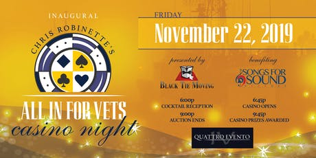All in For Vets! tickets