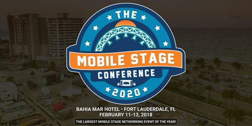 2020 Mobile Stage Conference