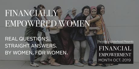Financially Empowered Women: Real Questions. Straight Answers. tickets
