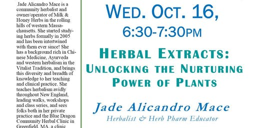 Herbal Extracts: Unlocking the Power of Plants