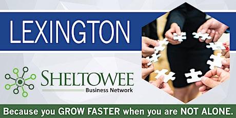 Lexington Sheltowee Business Network Node Meeting tickets