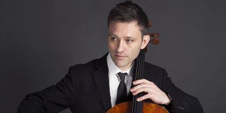 Evening of Big Romantic Sonatas for cello and piano. tickets