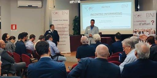Incontro Informativo BNI sul Marketing Referenziale a Palermo!