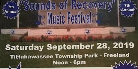 Sounds of Recovery tickets
