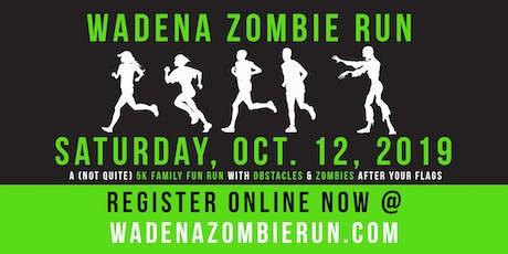 2019 Wadena Zombie Run tickets