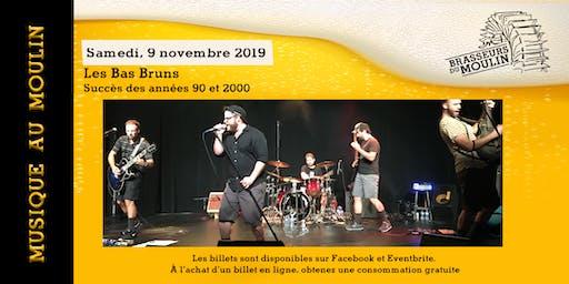 Musique au Moulin - Les Bas Bruns