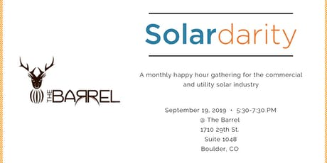 Solardarity September 2019 tickets