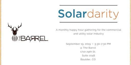 Solardarity September 2019