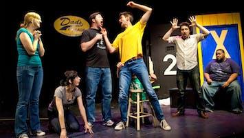 Dad's Garage Theatre Company Improv