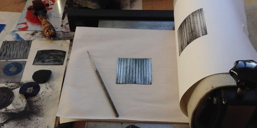 Autumn Workshop: Experimental Printmaking