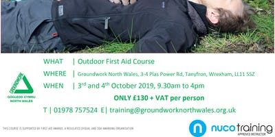 Outdoor First Aid Level 3 - 2 day course