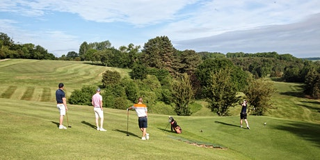 Nottinghamshire Fire and Rescue Service Charity Golf Day tickets