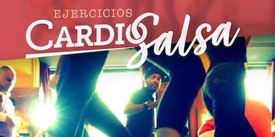 Adelgaza bailando Salsa con Karina - Clases de Cardio Salsa