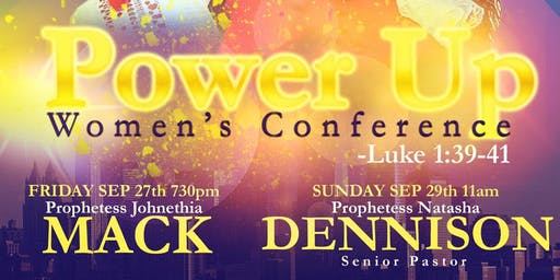 POWER UP Women's Conference