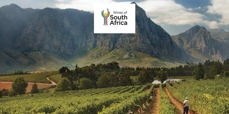 Sustainable South Africa - A Discovery of South African Wines tickets