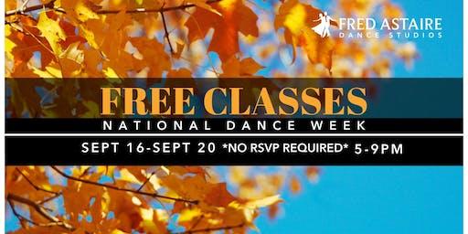 National Dance Day - Week