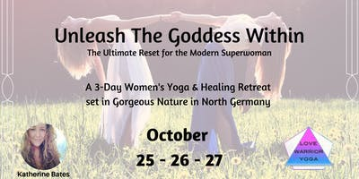 3-Day Retreat *Unleash The Goddess Within*