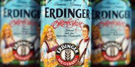 OKTOBERFEST ERDINGER BEER DINNERS tickets