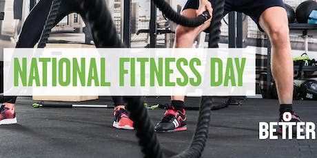 National Fitness Day Group Circuits Class tickets