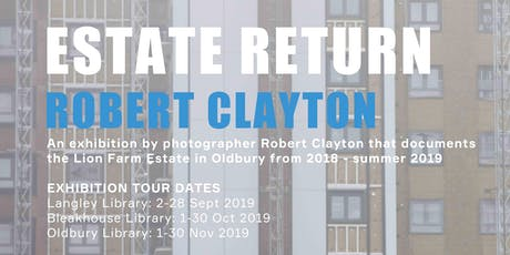 Estate Return: Artist Talk & Film Screening tickets