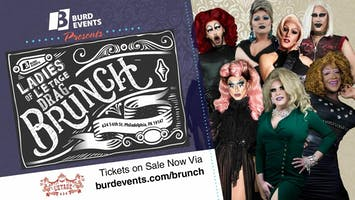Ladies of L'Etage Drag Brunch
