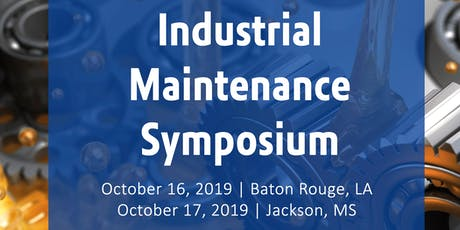 Lard Oil Company's Industrial Maintenance Symposium sponsored by Mobil™ (Jackson) tickets