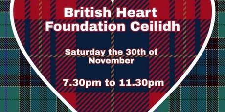 Ceilidh in aid of British Heart Foundation - Dunfermline Group tickets