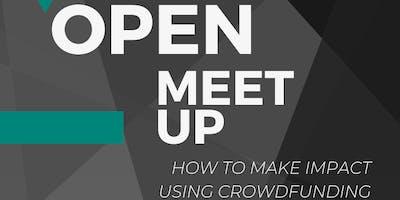 How to make impact - Using crowdfunding