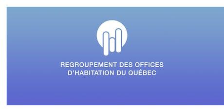 Rencontre régionale  pour Laval, la Montérégie et Montréal billets