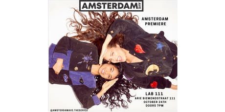 European Premiere of Amsterdam Ave. (Amsterdam, NL) tickets