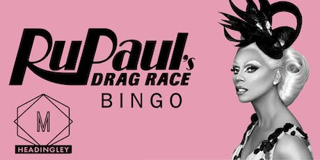 Rupaul's Drag Race Bingo tickets