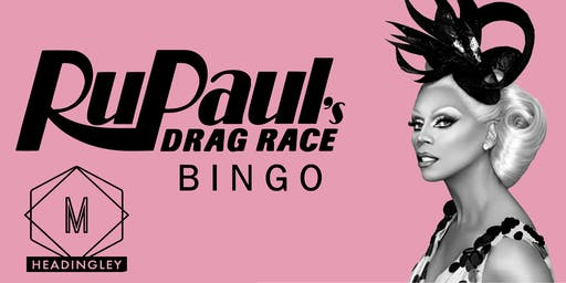 Rupaul's Drag Race Bingo